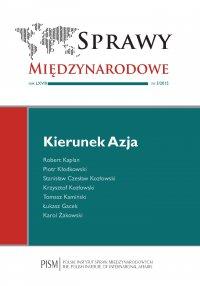 Sprawy Międzynarodowe 3/2015 - Robert Kaplan