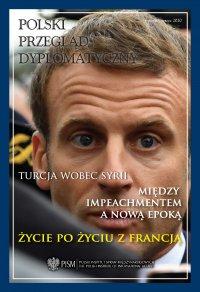 Polski Przegląd Dyplomatyczny, nr 1 / 2020 - Opracowanie zbiorowe