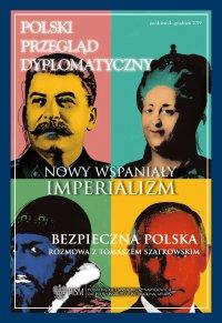Polski Przegląd Dyplomatyczny, nr 4 / 2019 - Opracowanie zbiorowe