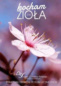 Kocham Zioła 2/2020 - Instytut Zielarstwa Polskiego iTerapii Naturalnych