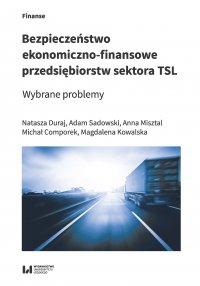 Bezpieczeństwo ekonomiczno-finansowe przedsiębiorstw sektora TSL. Wybrane problemy - Natasza Duraj