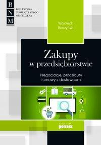 Zakupy w przedsiębiorstwie - Wojciech Budzyński, Wojciech Budzyński