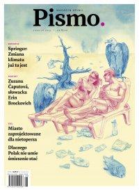 Pismo. Magazyn Opinii 08/2019 - Marcin Wicha