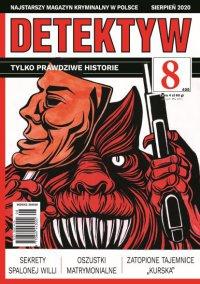 Detektyw 8/2020 - Opracowanie zbiorowe