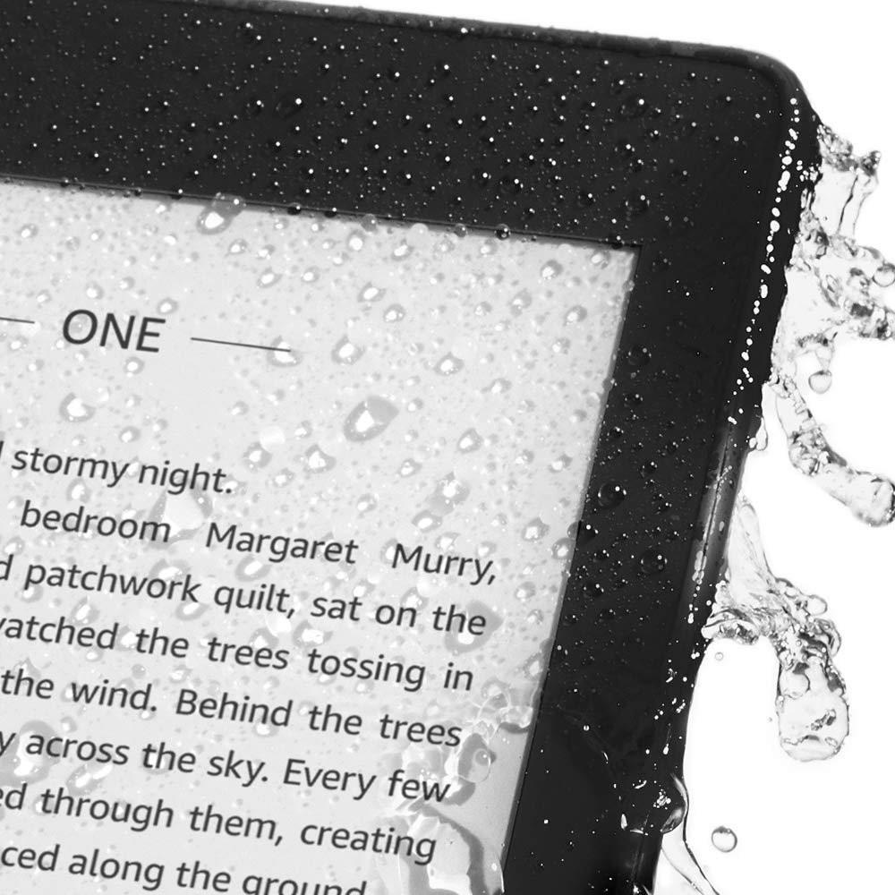 Kindle Paperwhite 4 wodoszczelność