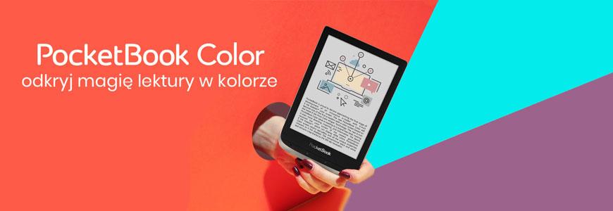 PocketBook Color przedsprzedaż