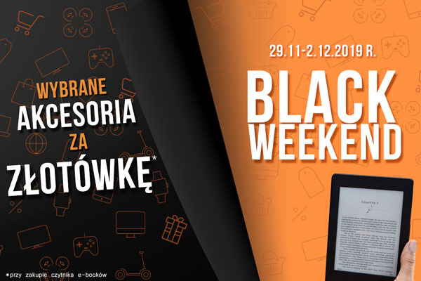Black Weekend na czytio.pl