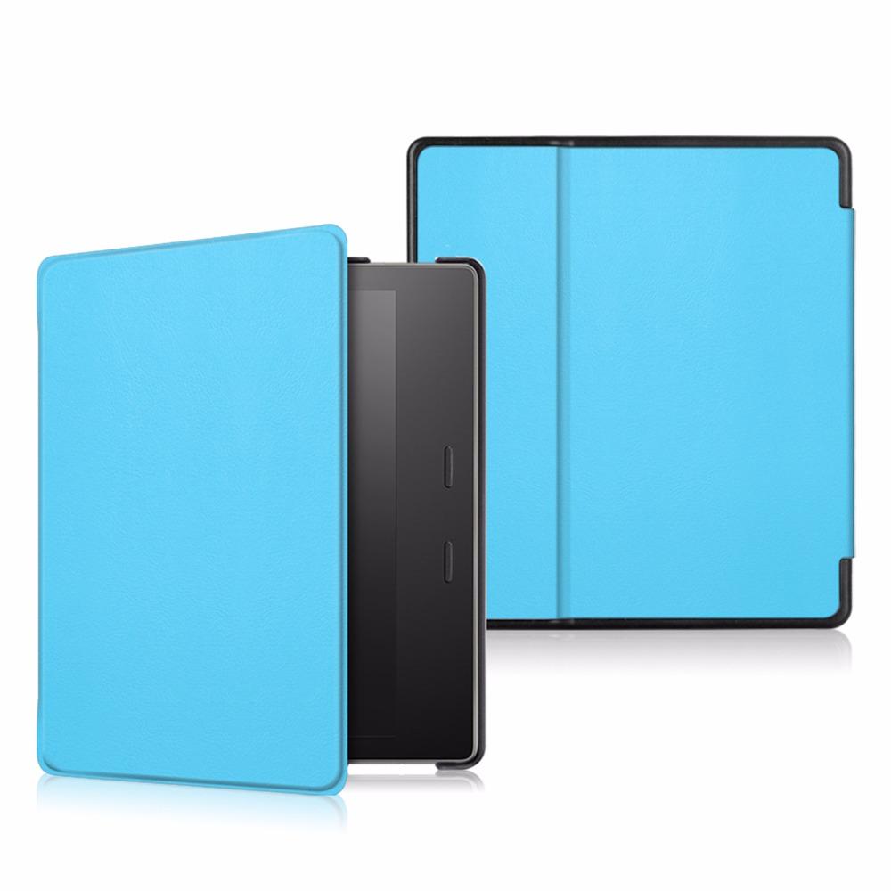 Etui do Kindle Oasis 2 niebieskie- model 2017