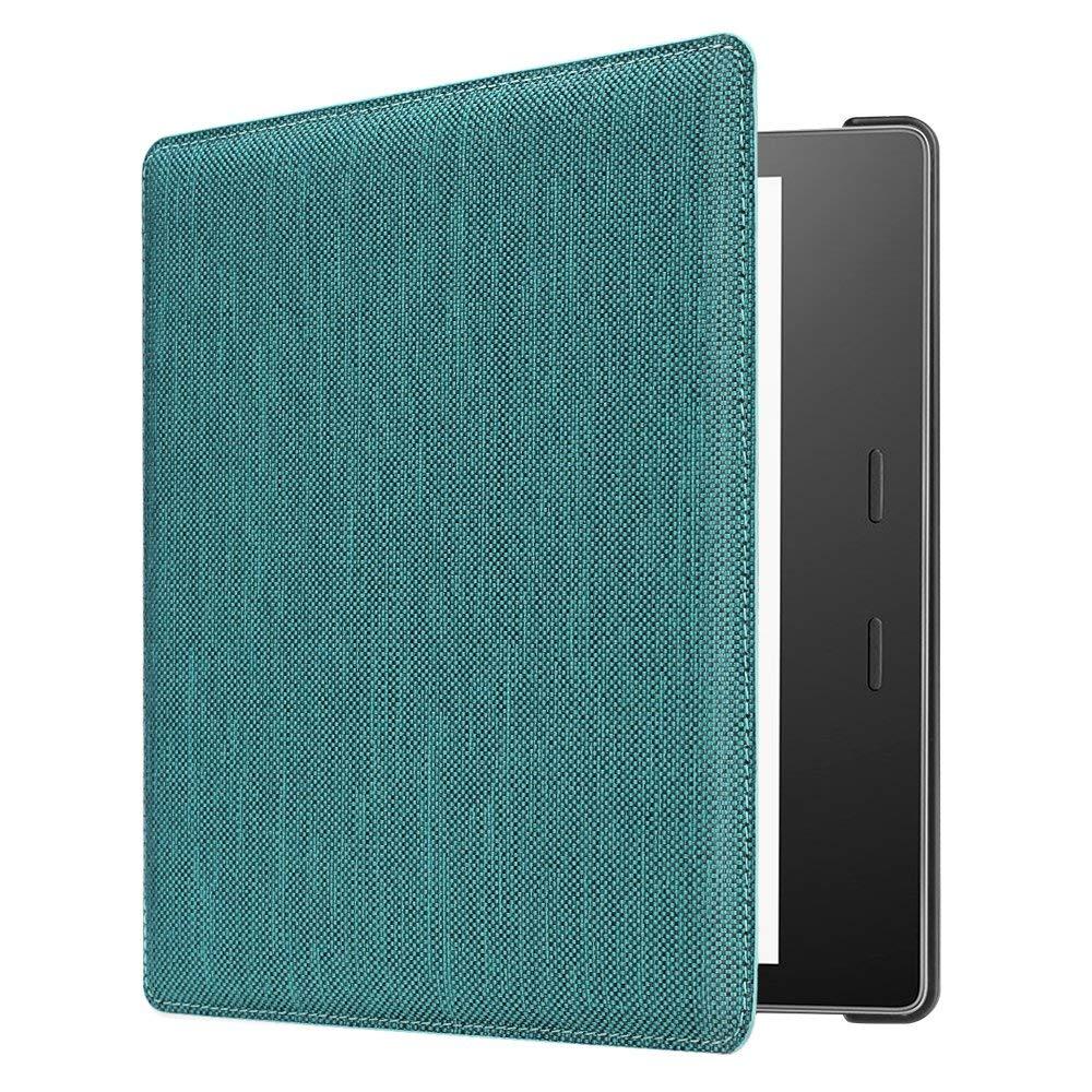 Etui do Kindle oasis 2 - casebot w kolorze zielonym