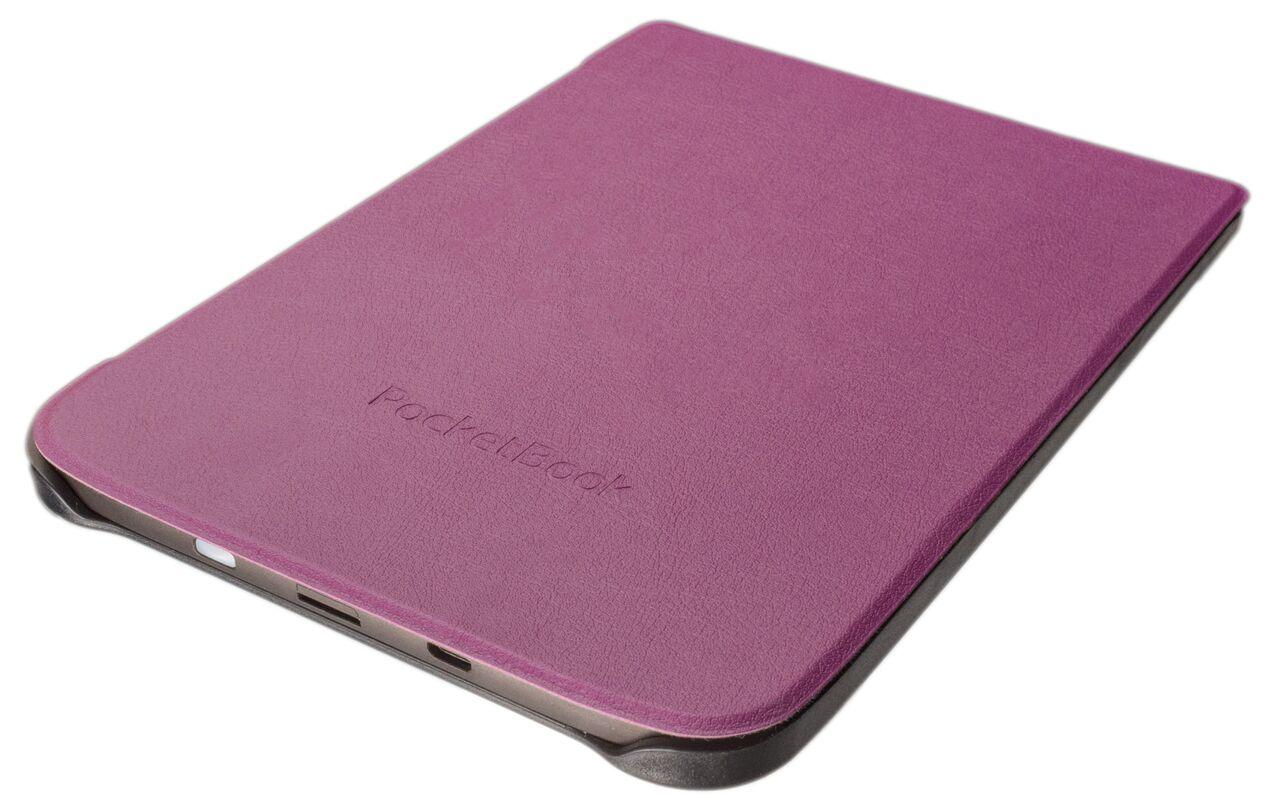 Etui PocketBook Inkpad 3 Shell fioletowe
