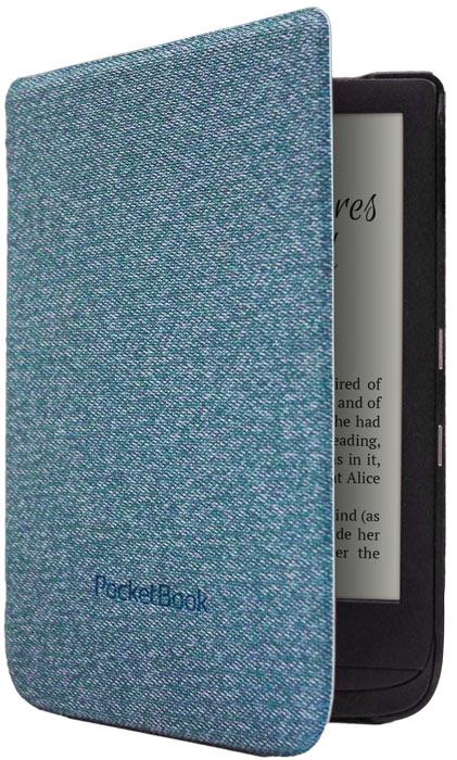 Etui PocketBook Shell New niebieskie