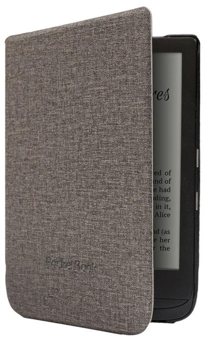 Etui PocketBook Shell New szare