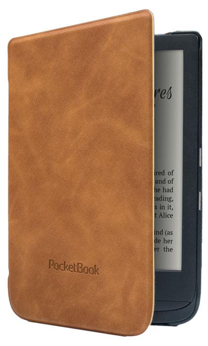 Etui PocketBook Shell New brązowe
