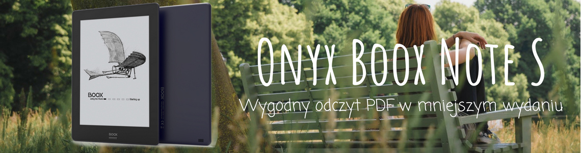 Onyx Boox Note S