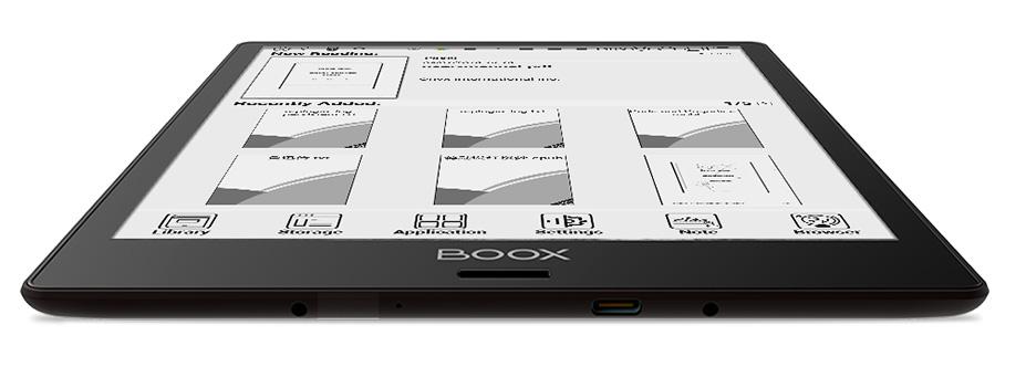 Onyx Boox Note - złącze USB Type-C