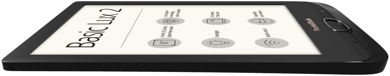 PocketBook 616 Basic Lux 2 w kolorze czarnym