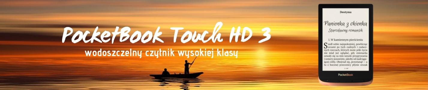 PocketBook Touch HD 3 w kolorze miedzianym