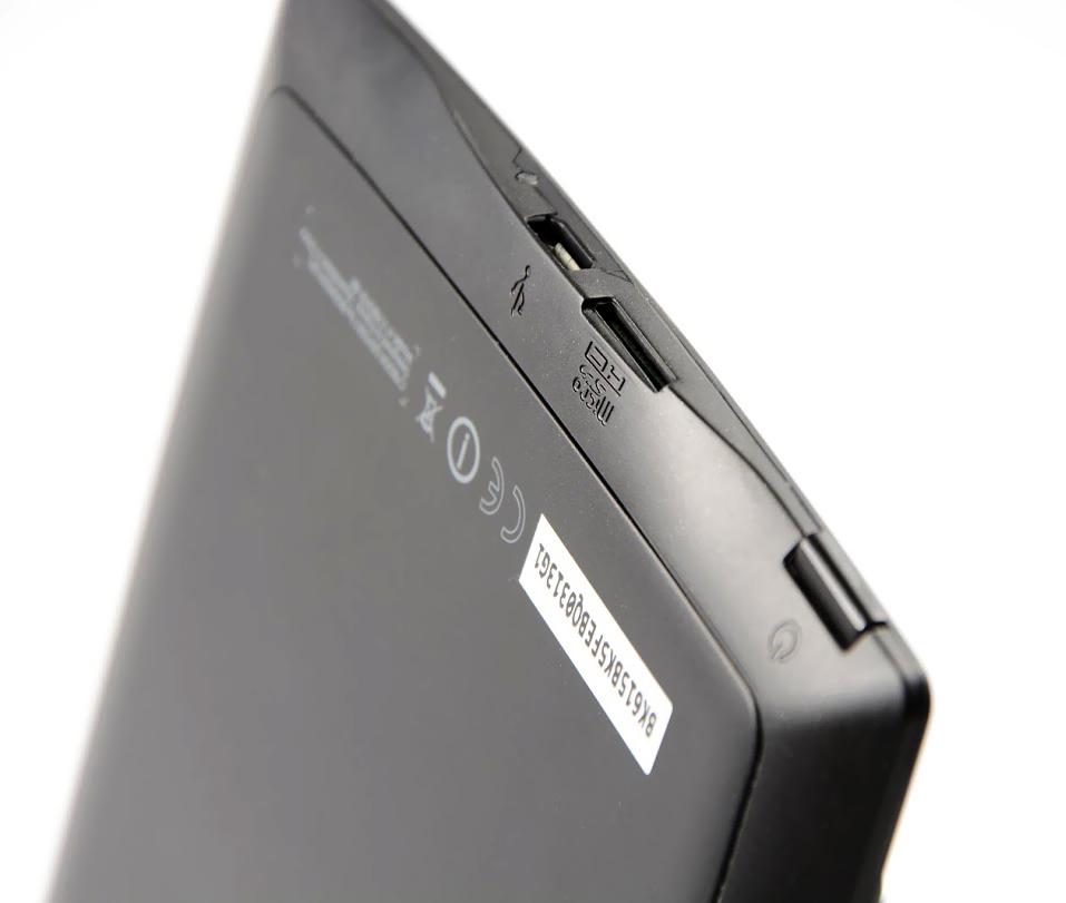 Gnazdo ładowania i kart microSD