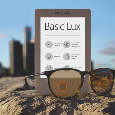 PocketBook Basic Lux