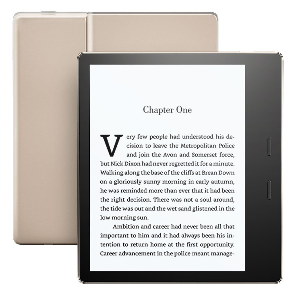Amazon Kindle Oasis 2 (2017) 32GB Gold